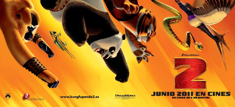 CÔNG PHU GẤU TRÚC 2 - Kung Fu Panda 2 (2011)