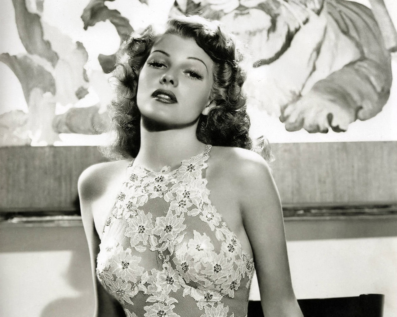 HULK PRESENTS ITS NOT JUST WHO BUT WHEN RITA HAYWORTH 1941