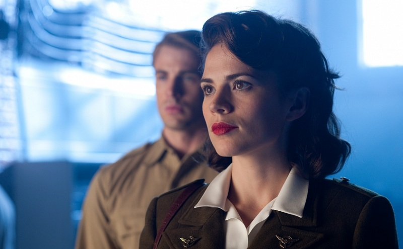 PEGGY CARTER     WHY C...