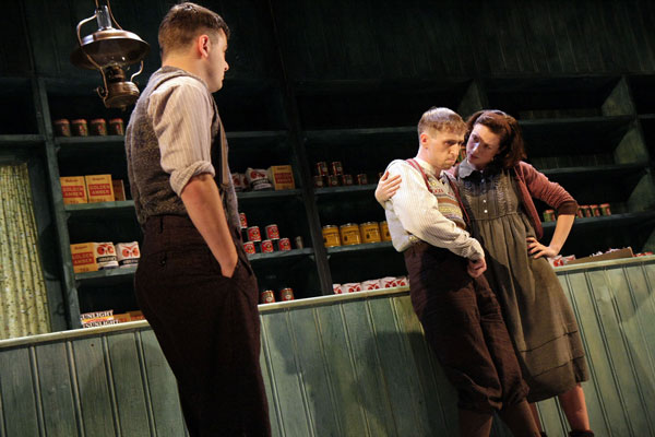 """an analysis of the book the cripple of inishmaan by martin mcdonagh """"necessary contempt"""": an analysis of martin mcdonagh's aran   cripple of inishmaan (the first instalment of his aran island trilogy) premiered   several islanders who had seen both flaherty's film and read mullen's book."""