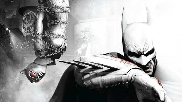 GODDAMMIT VIDEO GAMES THE FIRST FEW HOURS OF ARKHAM CITY IS LOTS FUN BUT SUPER DUPER SEXIST