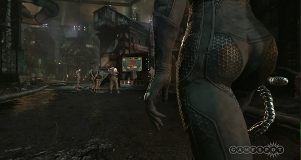 GODDAMMIT VIDEO GAMES: THE FIRST FEW HOURS OF ARKHAM CITY IS