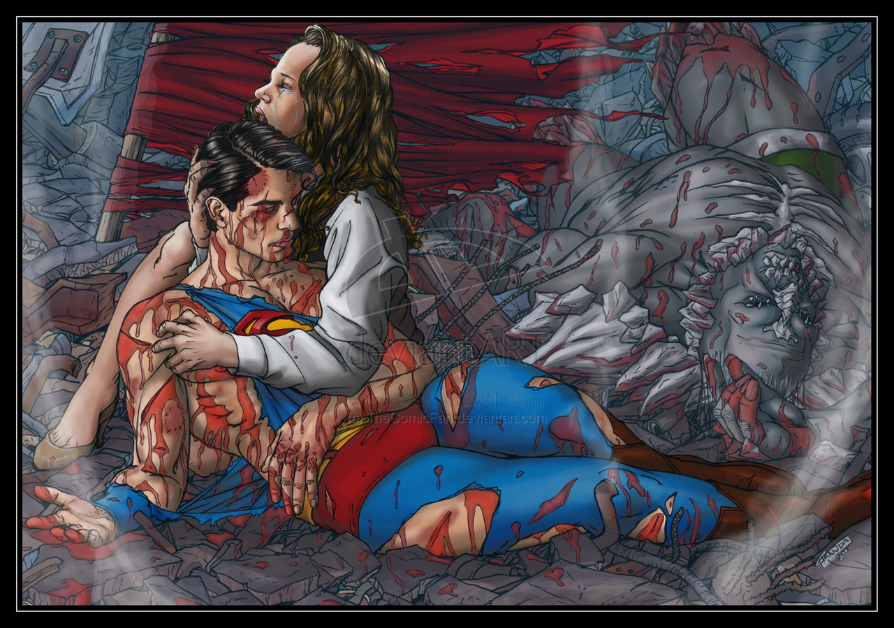 the death and life of superman pdf