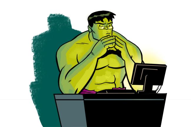 Film Crit Hulk Smash: HULK VS. STATISTICAL SCRIPT ANALYSIS